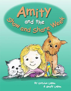Amity and the Show and Share Week by Katrina Logan