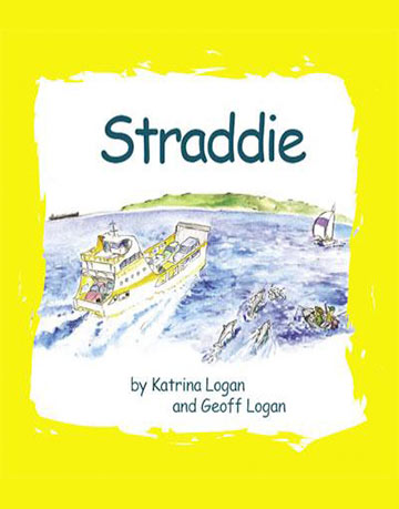 Straddie by Katrina Logan