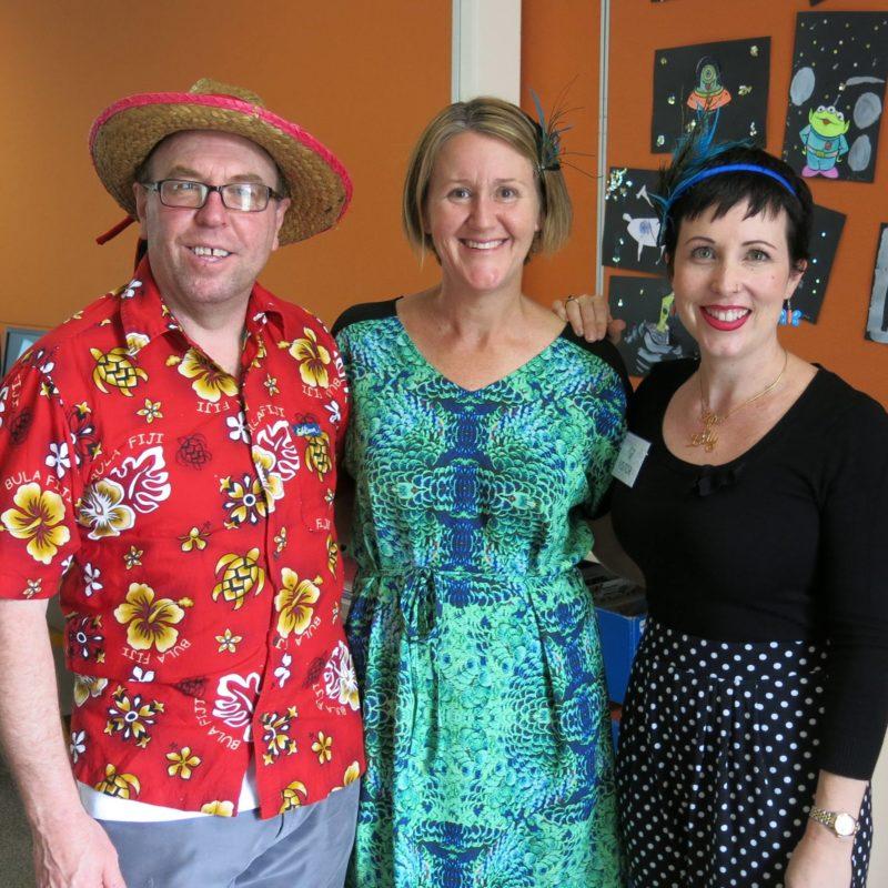 An Author, an Illustrator and a Storyteller